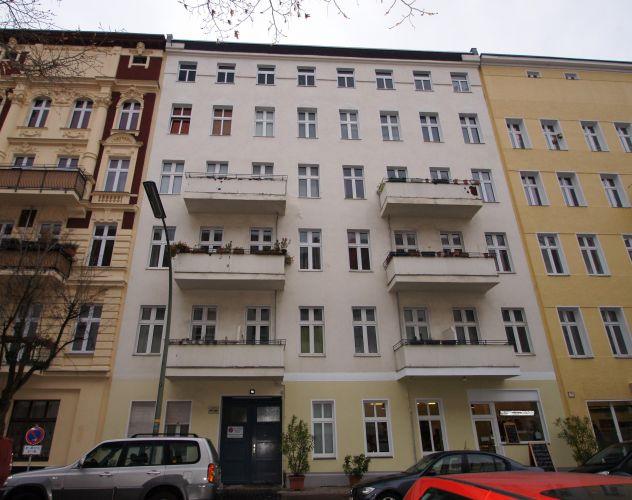 Bezugsfreie Wohnung im Graefekiez in Berlin-Kreuzberg ...